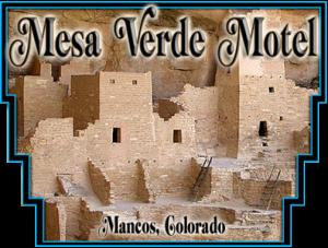 Mesa Verde Motel, Mancos, Colorado