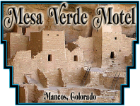 Mesa Verde Motel Logo