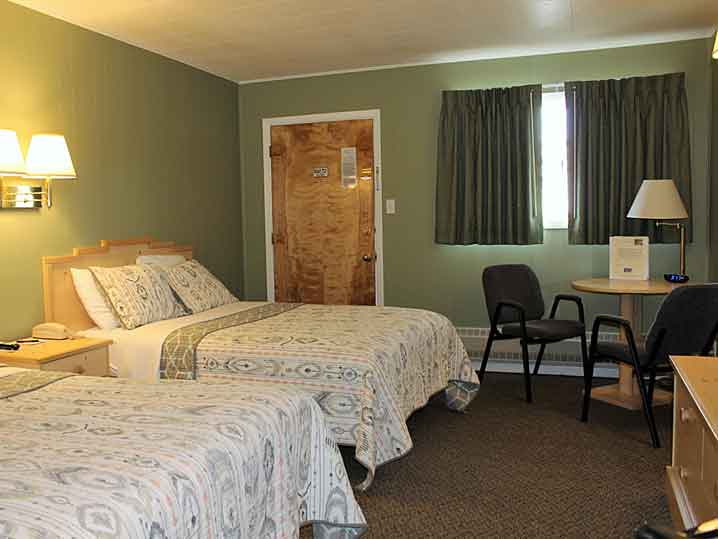 Premium Double Room at Mesa Verde Motel