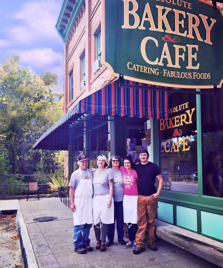 Absolute Bakery and Cafe in Mancos, Colorado
